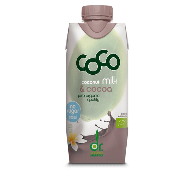 Cocoa Coco Milk Drinking, 330ml