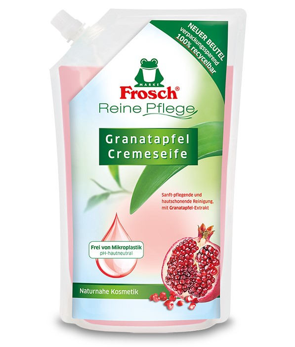 Creame Soap Pomegranate, 500ml