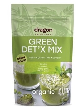 Dragon, Green Detox Mix, 200g