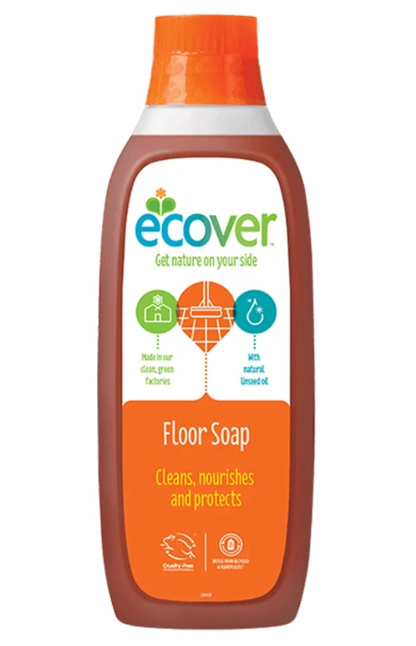 Ecover, Floor Cleaner, 1L