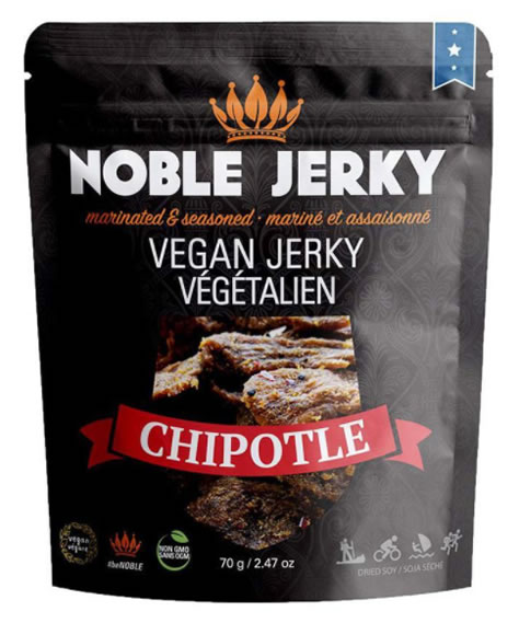 Noble Jerky, Chipotle, 70g