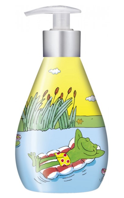 Cream Soap for Children, 300ml