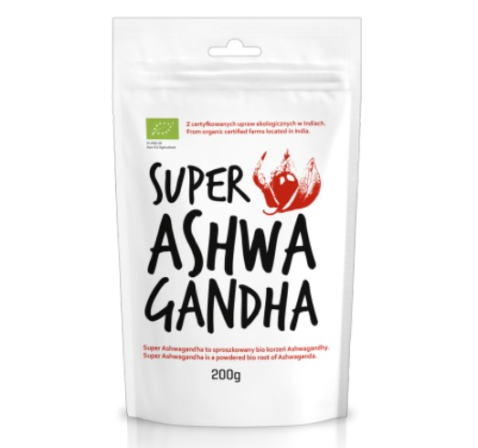 Diet-food, Super Ashwagandha Powder, 200g