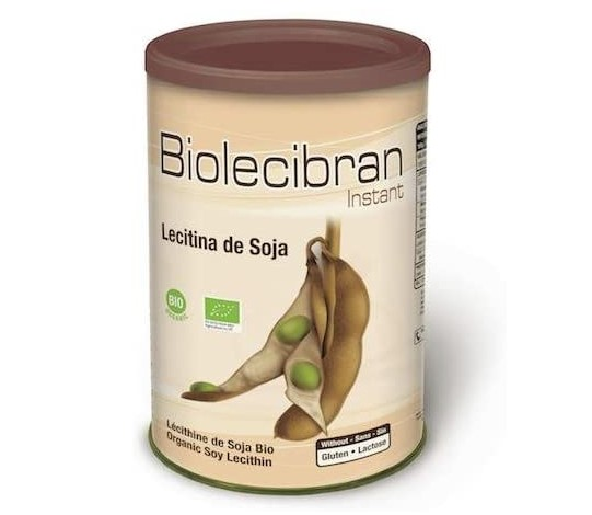 Ecomil, Soy Lecithin Powder, 400g