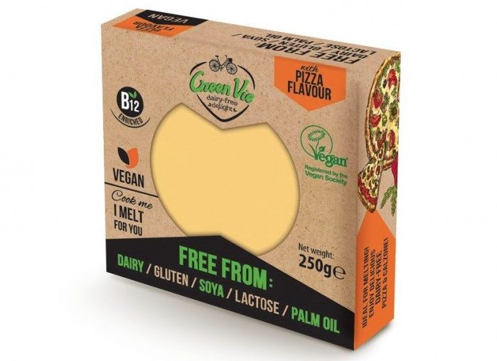 Green Vie, Pizza Flavour Block, 250g