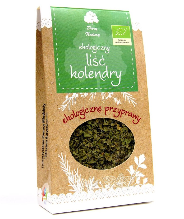 Gifts of Nature, Coriander Dried, 20g