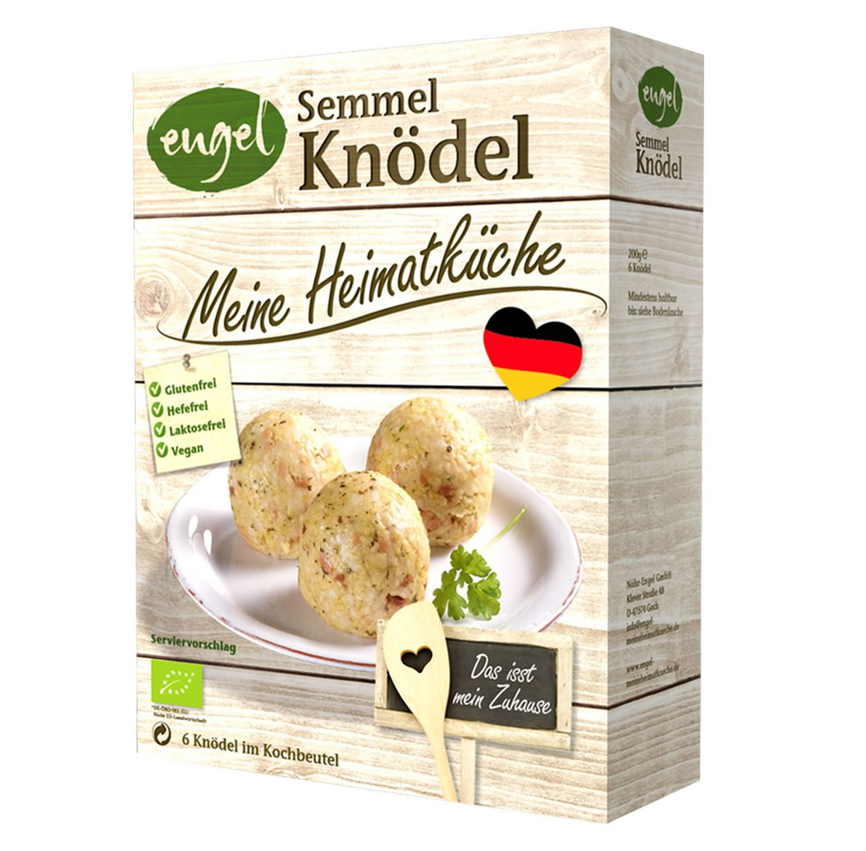 Bread dumplings Κnodel, 200g