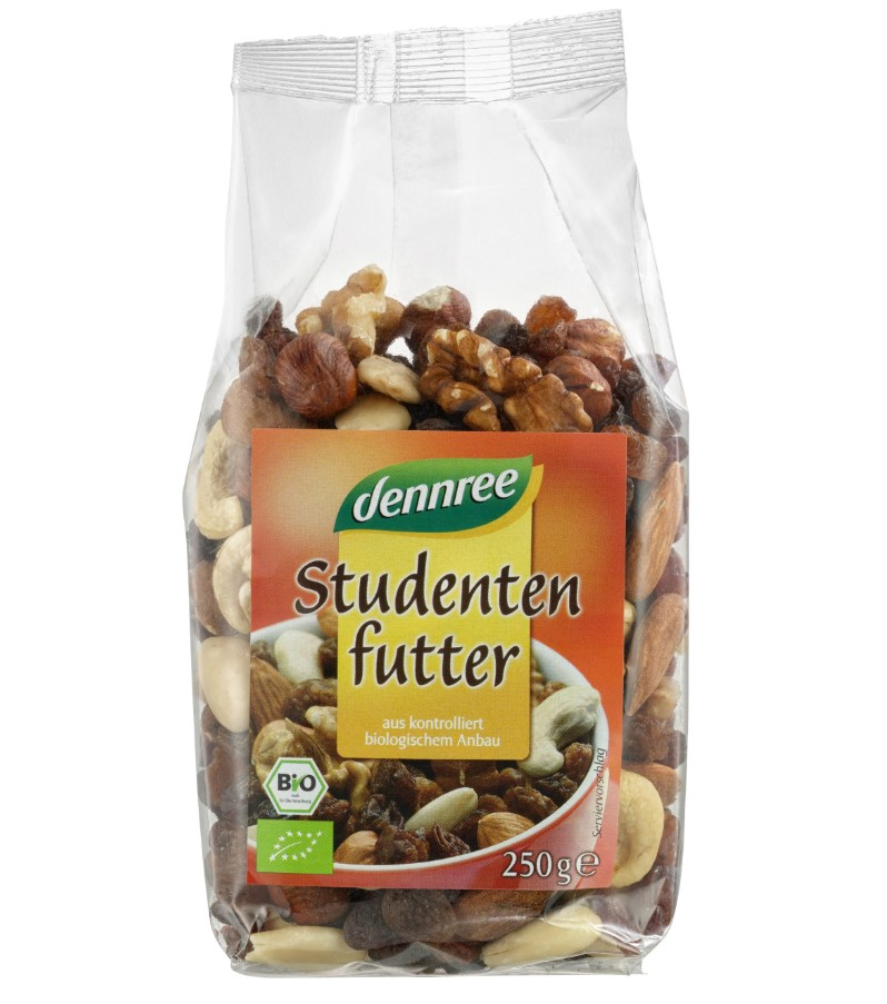 Dennree, Student Food, 250g