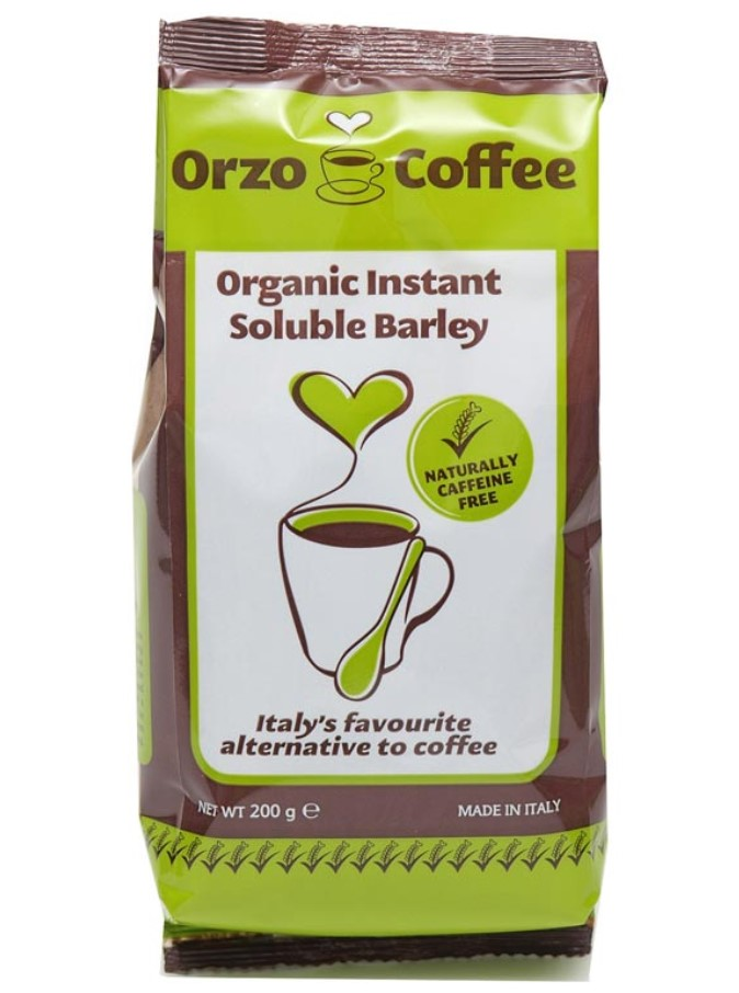 Orzo Coffee, Instant Soluble Barley, 200g