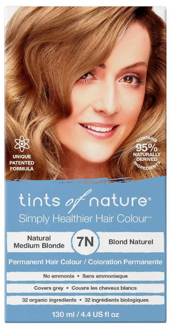 Tints of Nature, 5N Natural Light Blond Permanent Hair Colour