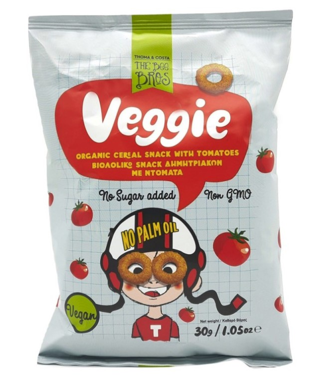 Cereal Snack with Tomato, 30g