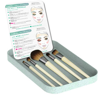 Start The Day Beautifully Brush Set