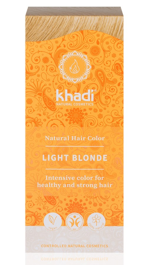 Hair Colour Light Blonde