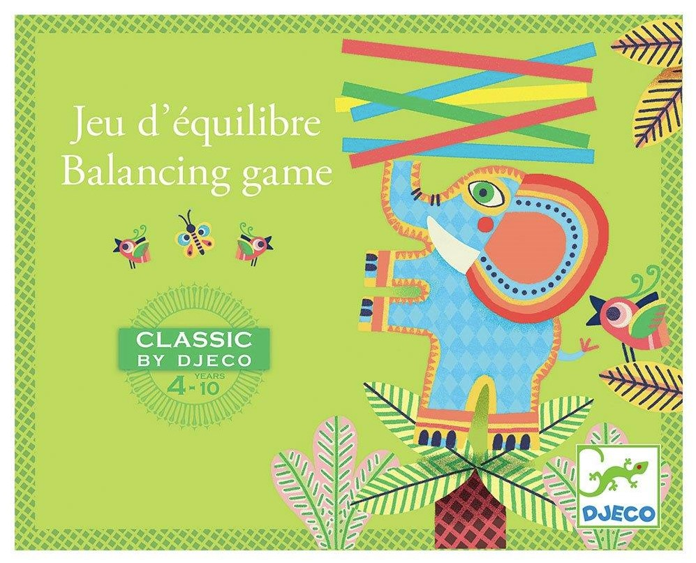 Djeco, Classic Games Balancing Game, 4+ years