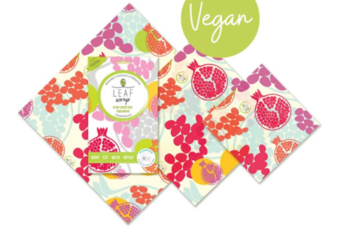 The Mixed Size Pack Wraps, Pomegranate