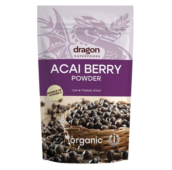 Dragon, Acai Berry Powder, 75g
