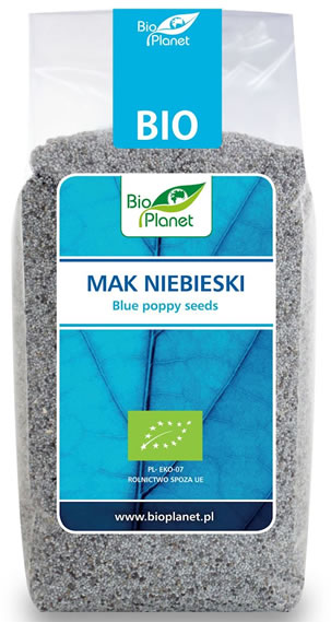 Blue Poppy Seeds, 200g