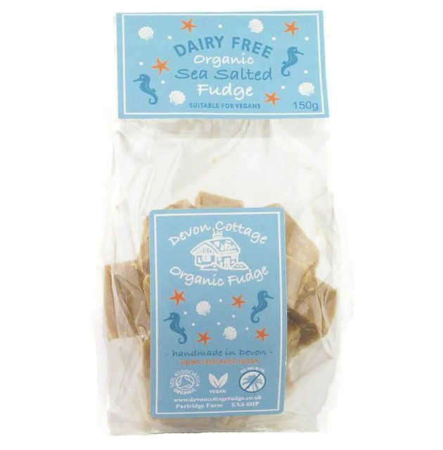 Sea Salted Fudge, 150g