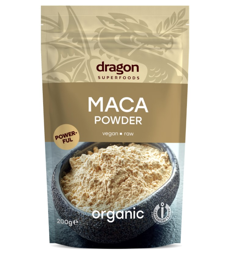 Dragon, Maca Powder, 200g