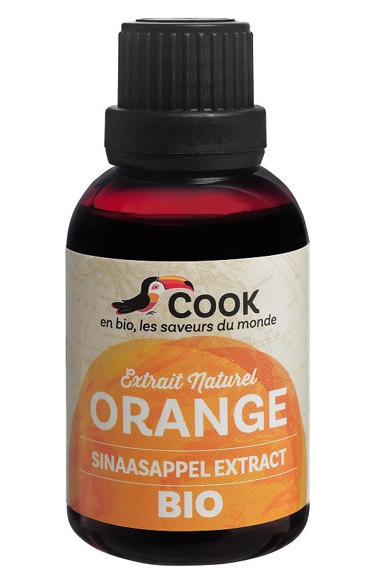 Cook, Orange Extract, 50ml