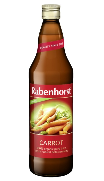 Rabenhorst, Carrot Juice, 750ml