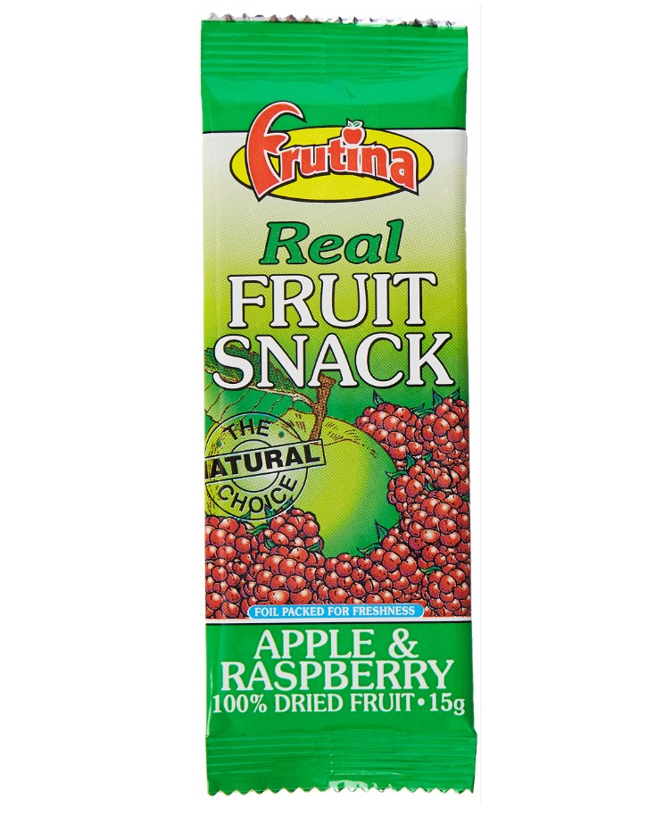 Apple Raspberry Dried Fruit, 15g