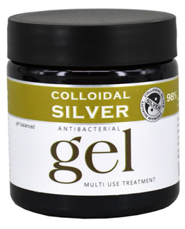 NGS, Colloidal Silvergel, 100ml