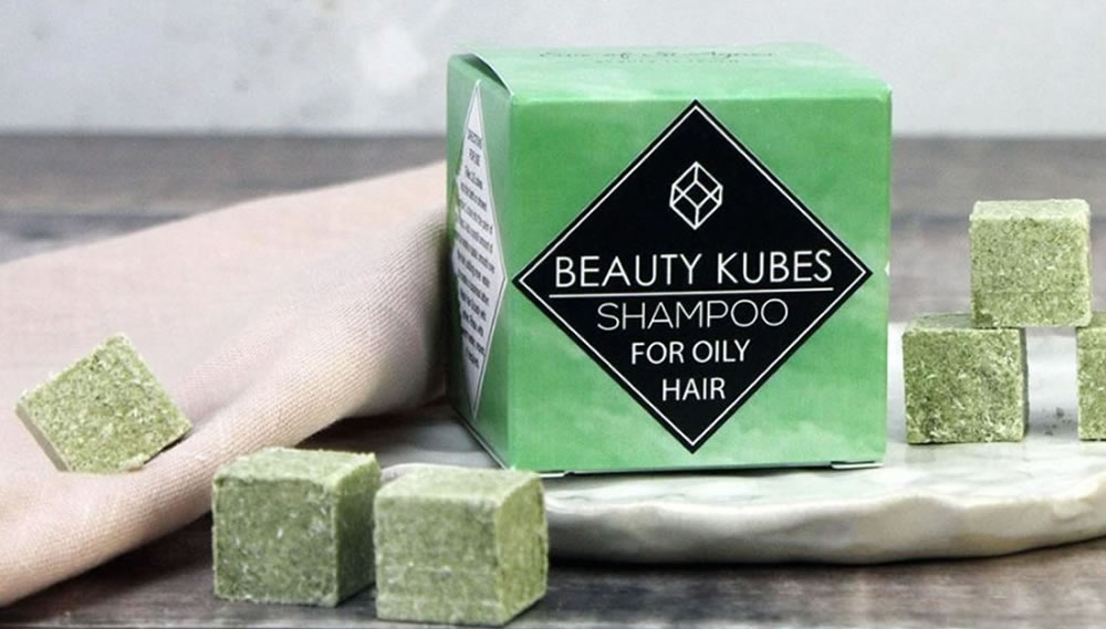 Beauty Kubes, Shampoo for Oily Hair