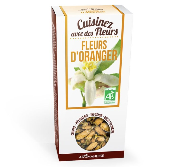 Edible flowers Orange Flower, 30g